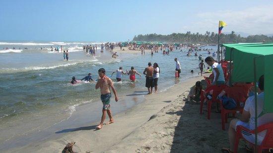 Merecumbe Hotel: het strand bij Buricataca