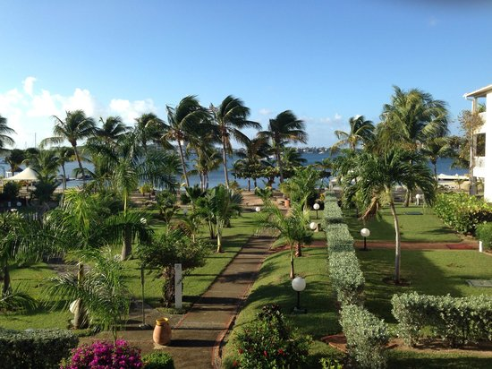 Mercure Saint-Martin Marina & Spa: View from room
