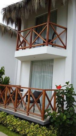 Casa Andina Select Zorritos Tumbes: habitacion 204 grande limpia y ventilada