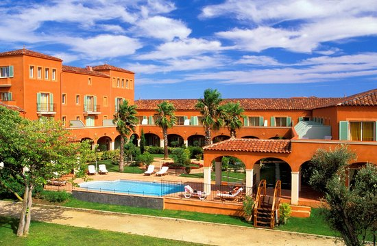 Palmyra Golf Hotel : Un havre de paix en bordure du Golf...