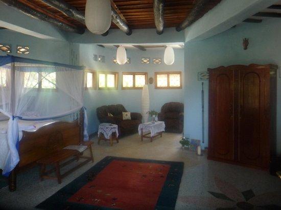 Pumzika Beach Resort : Zimmer le Goyer