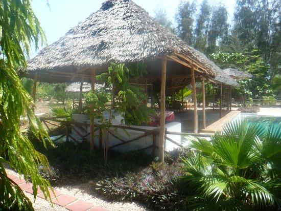 Pumzika Beach Resort: In der Anlage