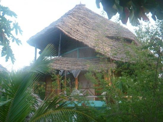 Pumzika Beach Resort : In der Anlage
