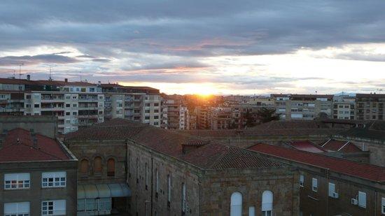 Gran Hotel Corona Sol: Vista desde la habitación