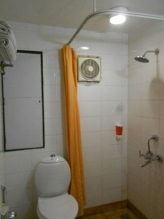 Ginger New Delhi: spacious