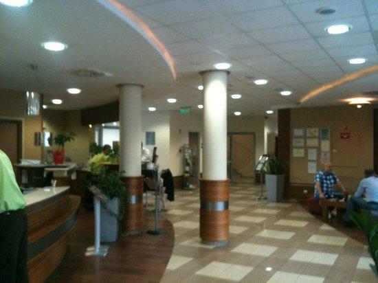Hotel Famulus: Hall do hotel