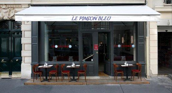 Le Pinson Bleu