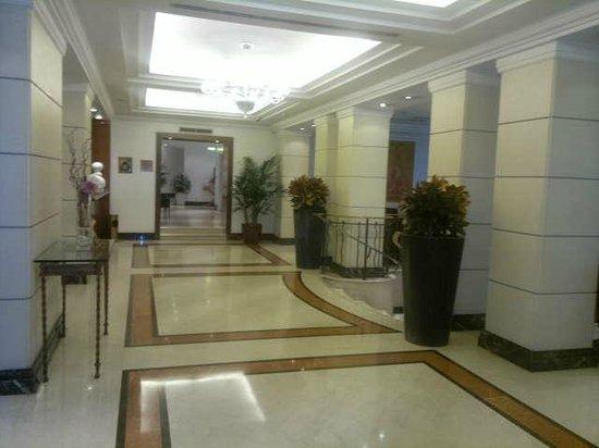 Hotel Dei Mellini: Hall de entrada