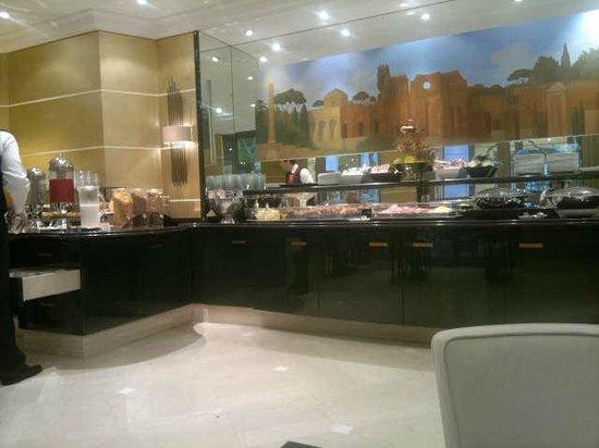 Hotel Dei Mellini: Café da manhã