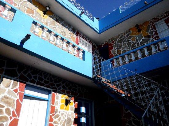 Casa Damarys: L'interno