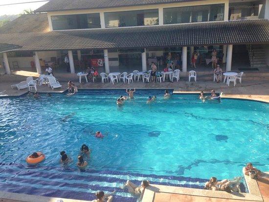 Transoceanico Praia Hotel : ótima piscina