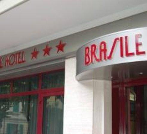 Hotel Brasile: Ingresso