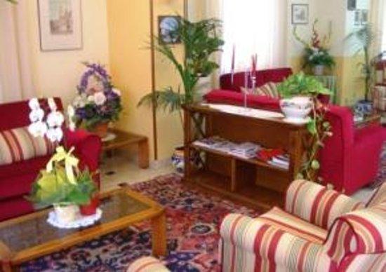 Hotel Brasile: Hall