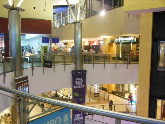 The Great India Place: gip mall