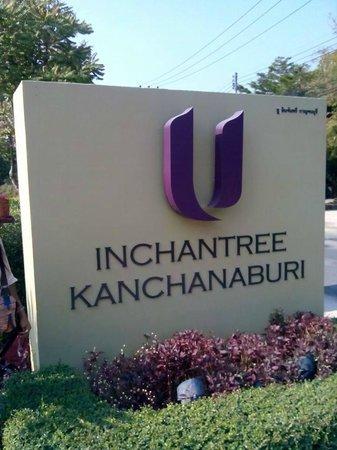 U Inchantree Kanchanaburi : Entrance
