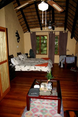 Drifters Hazyview Inn: Schlafzimmer