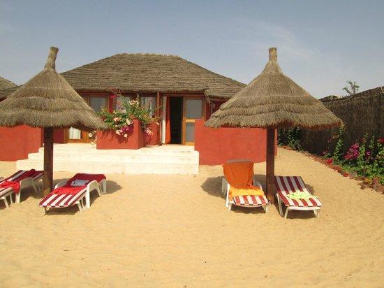Lookea Royal Baobab : Notre case un petit paradis!!