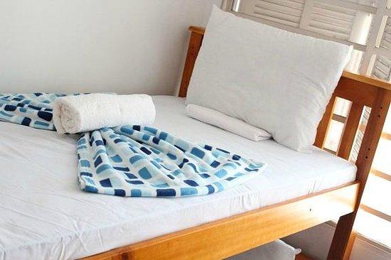 Morumbi Hostel : Camas