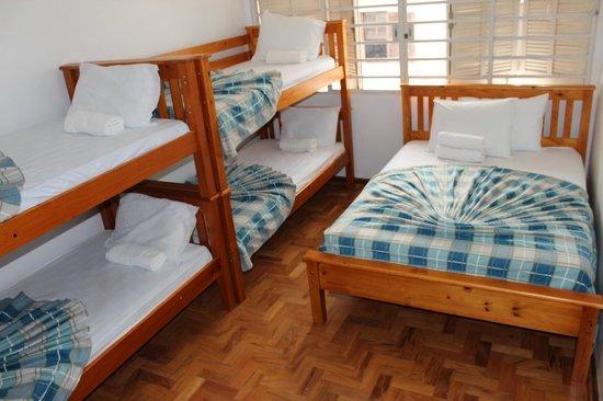 Morumbi Hostel : Quarto coletivo