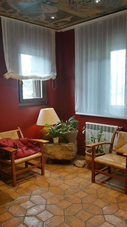 Hotel La Casueña: Entrada recepcion
