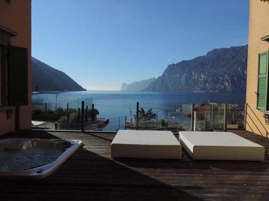 Hotel Lago di Garda : panorama