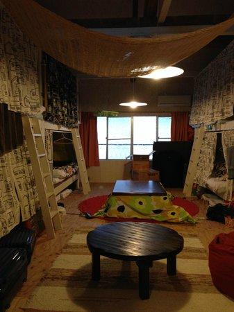Imazato Guest House: room