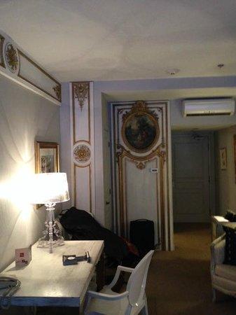 Auberge Place D'Armes : chambre