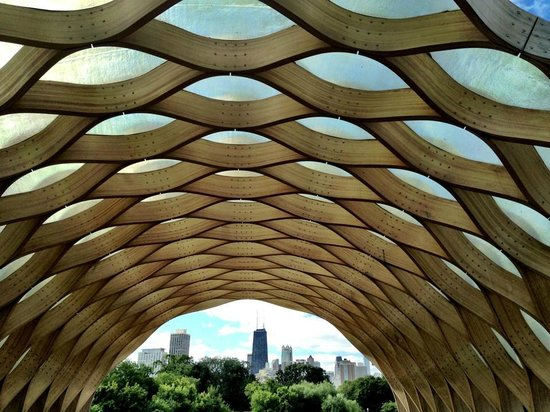 Lincoln Park: Honeycomb skyline