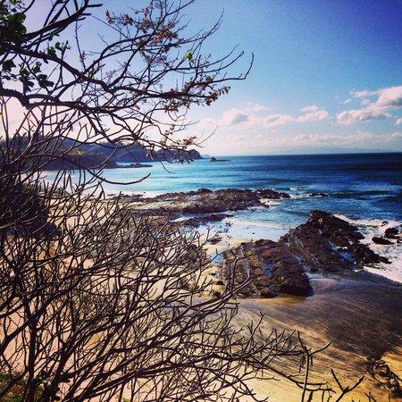 Villas Playa Maderas: Beaches to the south of Villa Palmera