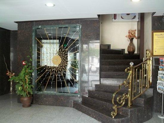 Gulhane Park Hotel : Entrance