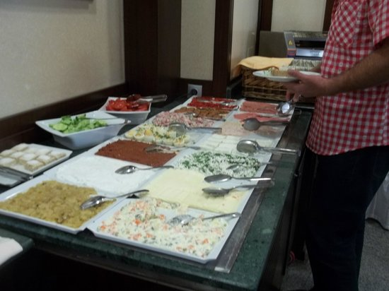 Gulhane Park Hotel : Breakfast