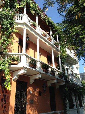 Casa La Fe - a Kali Hotel: Front of Casa La Fe