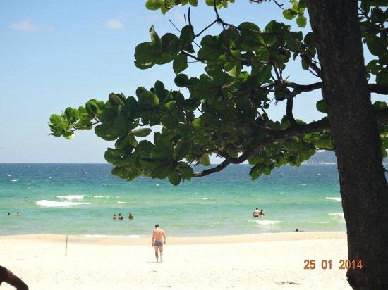 Lopes Mendes Beach : Praia de Lopes Mendes
