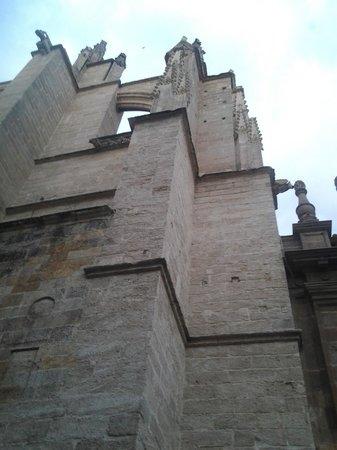 Catedral de Sevilla: вид