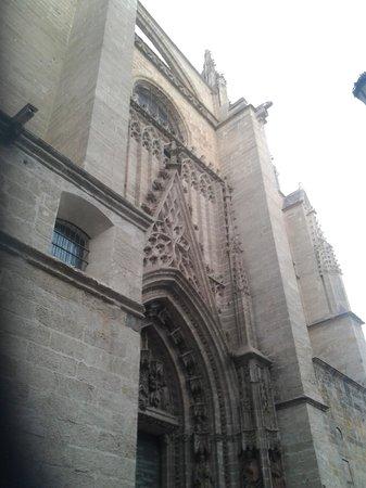 Catedral de Sevilla: ракурс