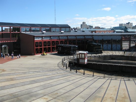 Steamtown National Historic Site : Steamtown