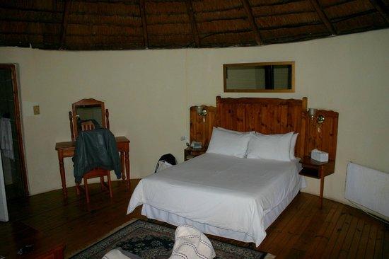 Sandford Park Country Hotel : Schlaf-/Wohnzimmer