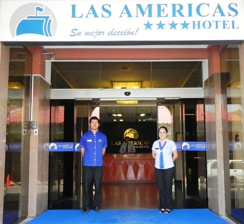 Photo of Las Americas Hotel Santa Cruz
