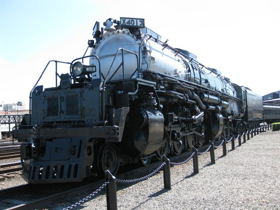 Steamtown National Historic Site : Steamtown BIG Loco
