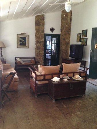 Pousada da Marquesa : Sala de estar