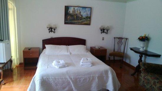 Hotel Español: Habitaciones de estilo clásico