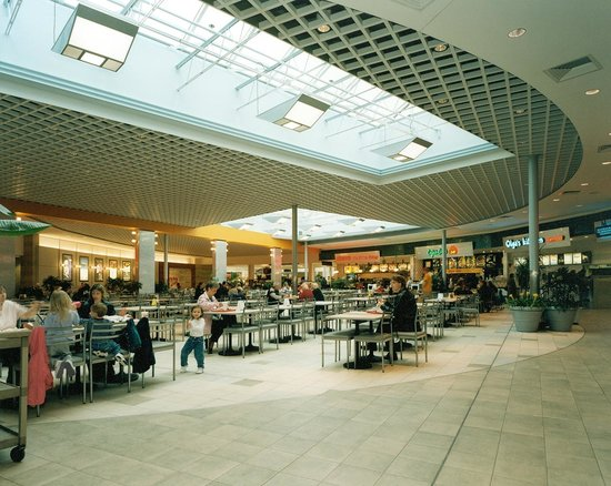 Meridian Mall Okemos Mi Food Court