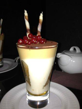 City Space Bar & Restaurant: тирамису