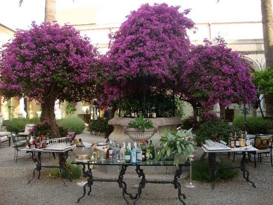 San Domenico Palace Hotel : fim de tarde no San Domenico