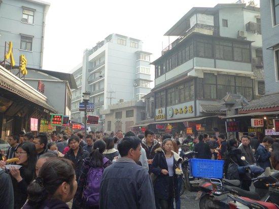 Hubu Alley : Hubu Snack Street