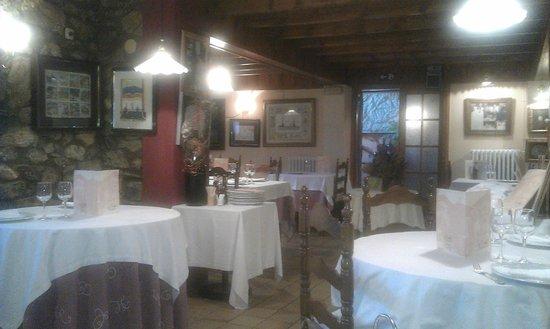 Aero Hotel Ca L'Eudald: Comedor