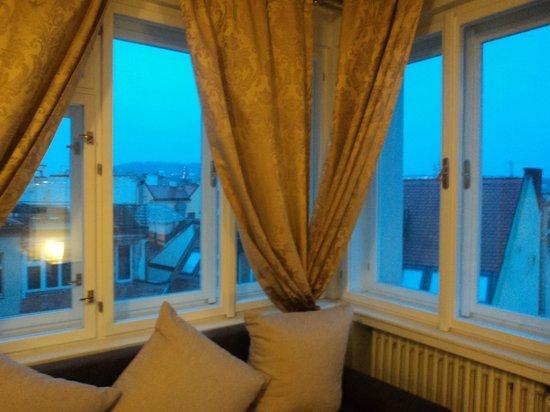 Residence Leon D'Oro : vista, habitacion