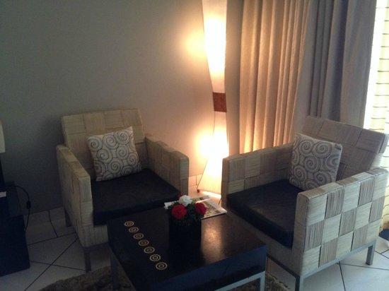 The Zuri White Sands Goa Resort & Casino: In the suite