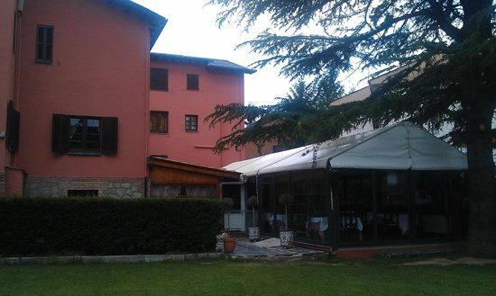 Aero Hotel Ca L'Eudald: Hotel
