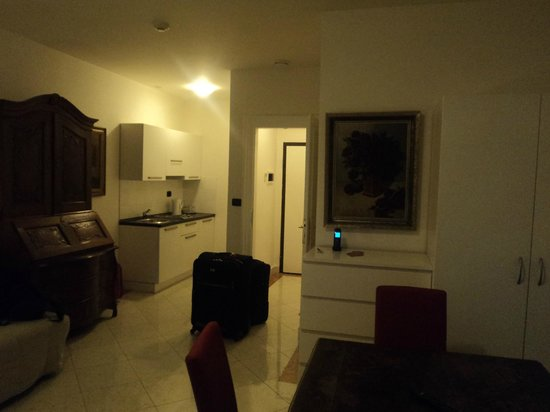Hotel Leon D'Oro : habitacion